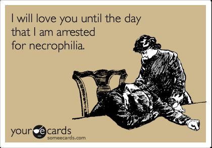 Necrophilia sex fantasy stories