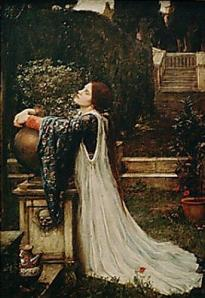 Isabella by John William-Waterhouse