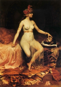 Salome - Pierre Bonnaud