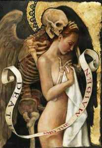P J Lynch: Death and the Maiden, 2010
