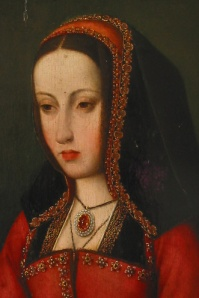 Retrato de Do–a Juana I de Castilla.
