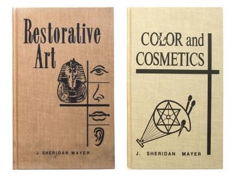 Iconic books on the Restorative Arts