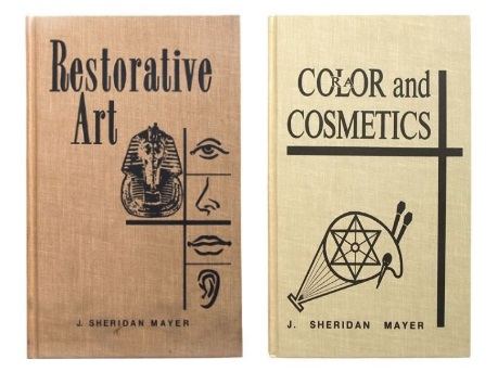 Iconic books on the Restorative Arts