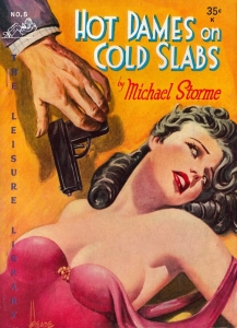 Michael Storme, 1952. Cover Artist: Reginald Heade