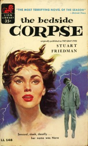 Author: Stuart Friedman, 1957. Cover Artist: Robert Stanley